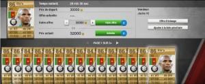 fifa ultimate team enchère joueur 300x123
