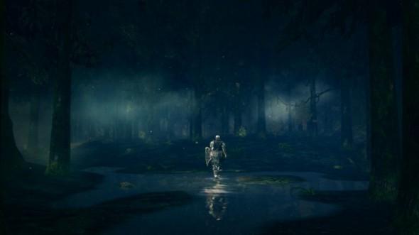 Venez. Entrez dans le monde extraordinaire de Dark Souls.