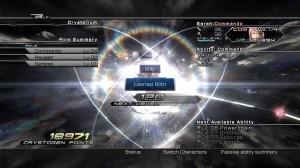 Final Fantasy XIII-2 - Cristarium