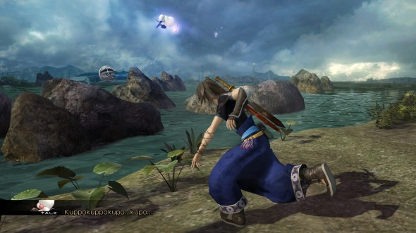 Final Fantasy XIII-2 - Mog
