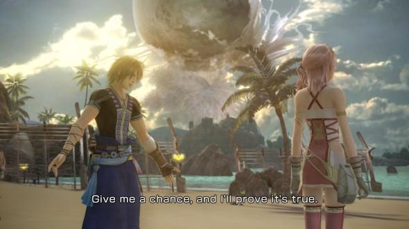 Final Fantasy XIII-2 - Neo-Bodhum