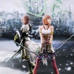 Final Fantasy XIII-2 - artwork