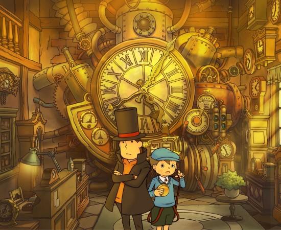 Grâce à la magie du jeu vidéo, on peut également voyager dans le temps. Quand je vous dis que la seule limite est celle de l'imagination...