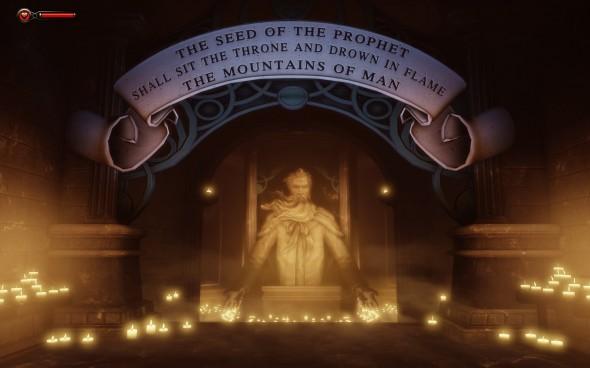 La progéniture du prophète s'assiéra sur le trône et déversera les flammes sur l'humanité.