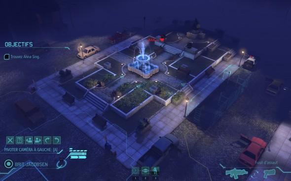 La première mission de récupération d'otage.