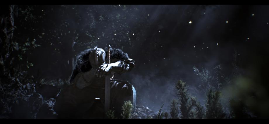 Dark Souls 2 - Artwork Anniversaire