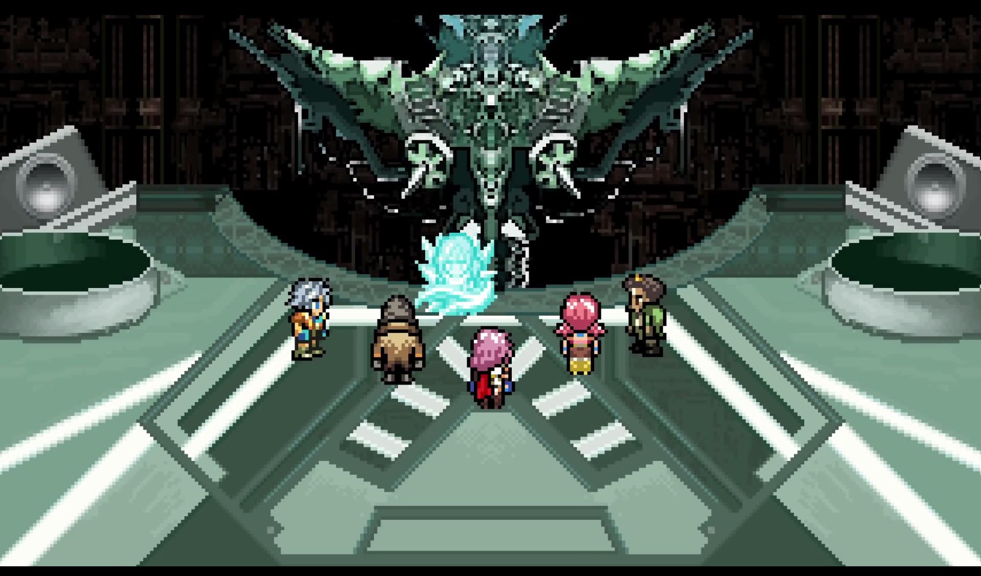 Ffinal Fantasy XIII Rétro 16 Bits