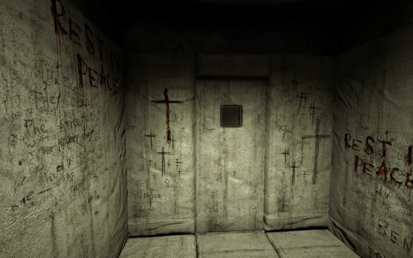 Outlast - Isolement