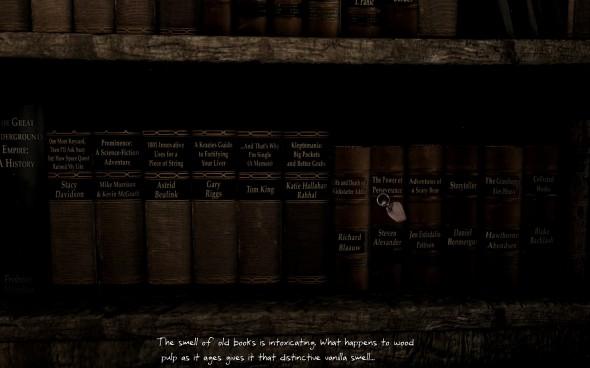 Des petits clins d'oeil à Kickstarter, certainement pour rappeler la campagne de financement du prochain jeu du studio : Asylum.