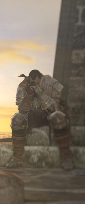 Dark Souls 2 - Prière