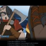 Un dialogue de The Banner Saga comme beaucoup d'autres, avec des choix cruciaux comme beaucoup d'autres.