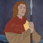 The Banner Saga - Race Humain