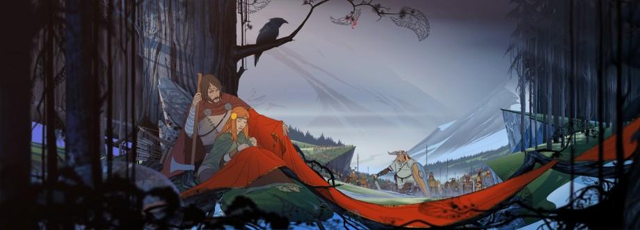 The Banner Saga - Rook Alette