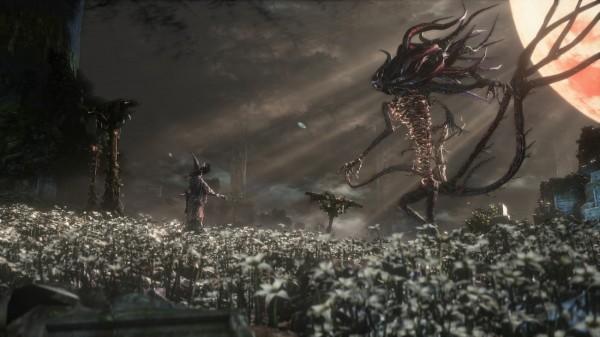 Bloodborne - Présence Lunaire