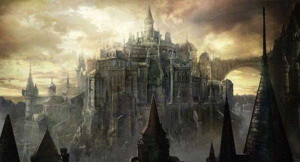 Le château du Prince Lothric, au centre des attentions.