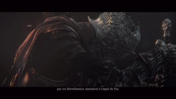 Dark Souls 3 - intro