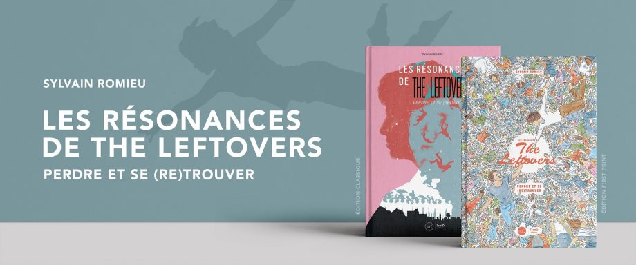 The Leftovers book livre analyse
